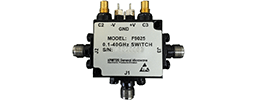 Broadband SPDT Switch