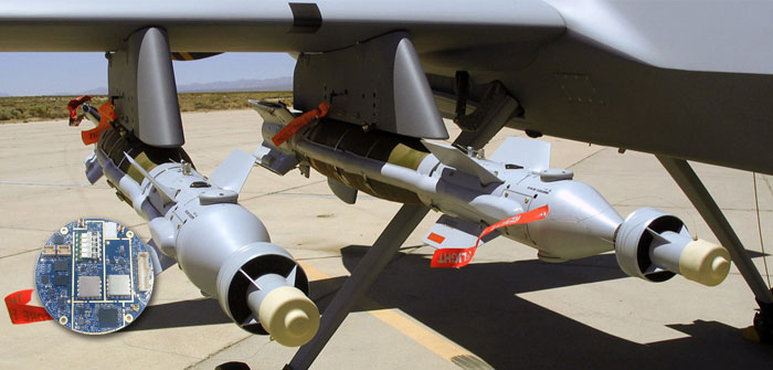 RF Sub-Assemblies for Guided Munition